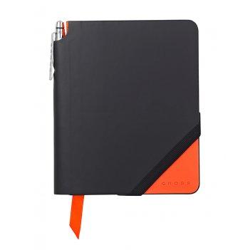 Записная книжка cross jot zone, малая, 160 страниц в линейку, ручка в комп