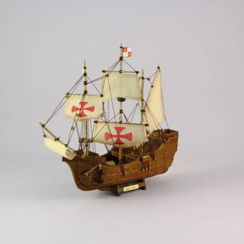 Модель парусника santa maria