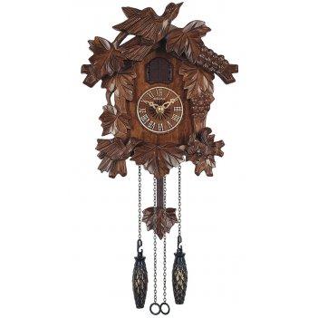 Настенные часы с кукушкой columbus сq-011c