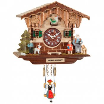 Настенные часы с маятником sars 1893-sq