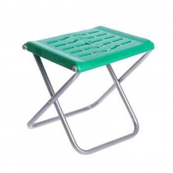 Стул складной, псп4, 370 х 295 х 340 мм, цвет зелёный