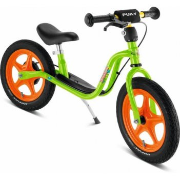 Беговел puky lr 1 l air brake kiwi/orange (4031)