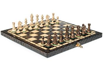 Шахматы олимпийские 36