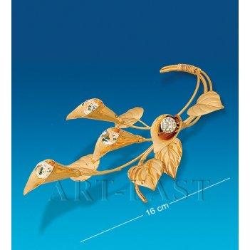 Ar-1304 фигурка цветы каллы (юнион)