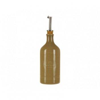 Бутылка для масла и уксуса, 7,5 см, 0,450мл./мускат emile henry