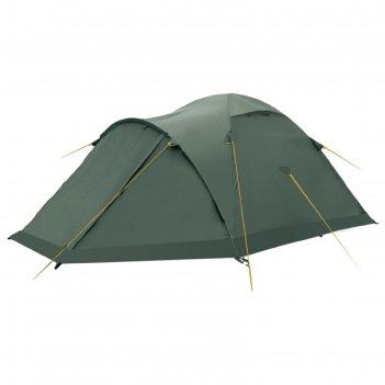 Палатка, серия экстрим shield 4, зеленая, четырехместная