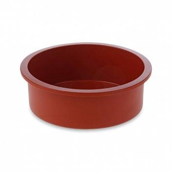 Форма для приготовления пирогов genoise, диаметр: 18 см, материал: силикон