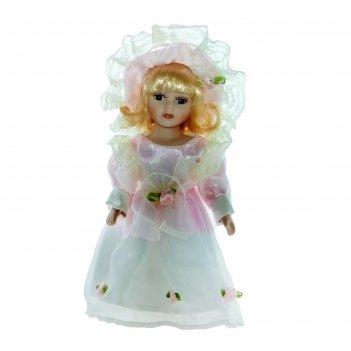 Кукла коллекционная леди мирослава
