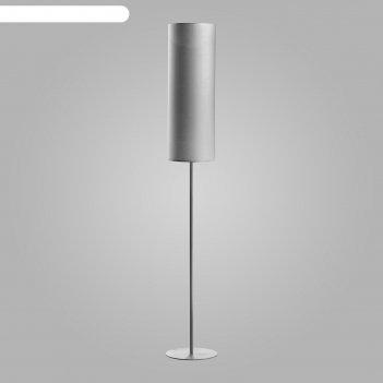 Торшер luneta new, 60вт e27, цвет серый