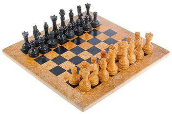 Шахматы, оникс