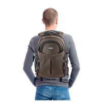 Рюкзак для школы и офиса jax 1, 43х33х23см, объем 30 л, ткань, на колесах