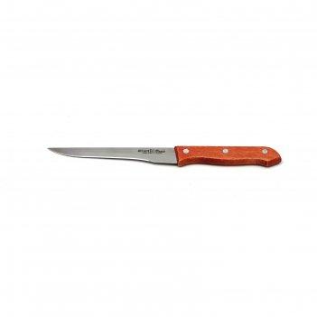 Нож обвалочный atlantis, 15 см, оранжевый