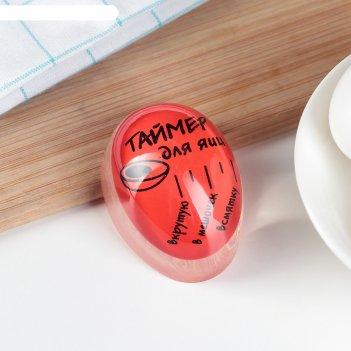 Таймер для варки яиц 5x4x3 см