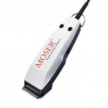 Машинка для стрижки mini moser 1411-0086, белый