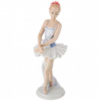 Статуэтка балерина 8*8 см высота=24 см (кор=12шт.)
