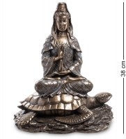 Ws-599 статуэтка гуаньинь - богиня милосердия