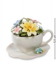 Cms-33/41 композиция чаша весенние цветы (pavone)