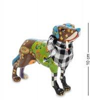 Tg-4648 фигурка беговая собака керти (томас хоффман)