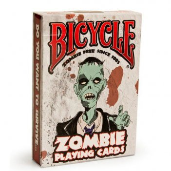 Карты для покера bicycle zombir free since 1885