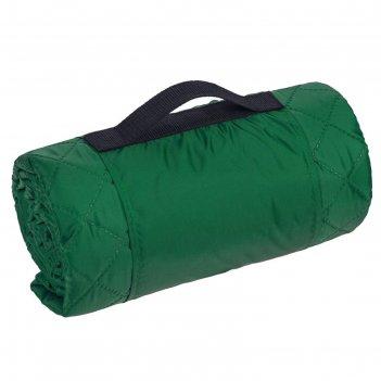 Плед для пикника comfy, размер 115х140 см, цвет зелёный