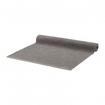 Дорожка на стол мэрит, 35 x 130 см, цвет серый