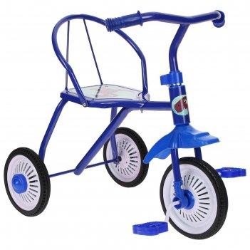 Велосипед трехколесный micio tr-311, колеса 8/6, цвет микс