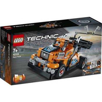 Конструктор lego technic гоночный грузовик