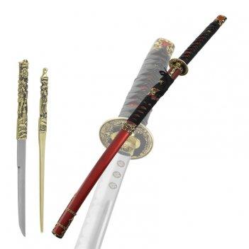 """Катана """"токугава"""" самурайский меч"""