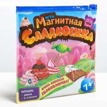 Магнитная игра сладкоежка
