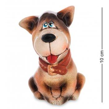 Аб-150 фигурка керамическая собака
