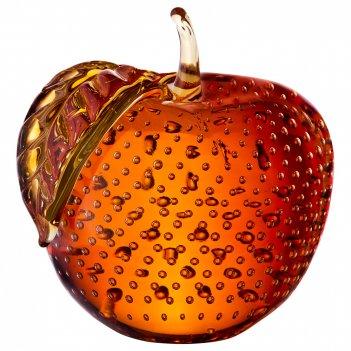 Статуэтка яблоко диаметр=14 см. высота=14 см.