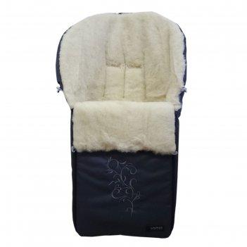 Спальный мешок в коляску siberia, 11 графитовый