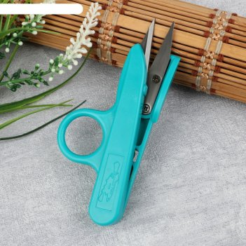 Ножницы для обрезки ниток, 12 см, цвет микс
