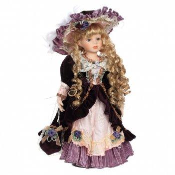 Кукла татьяна, l18 w15 h40 см