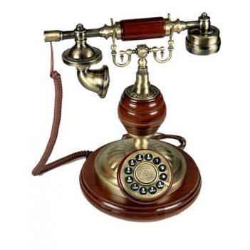 Ретро телефоны d=22см стилизован под старинный