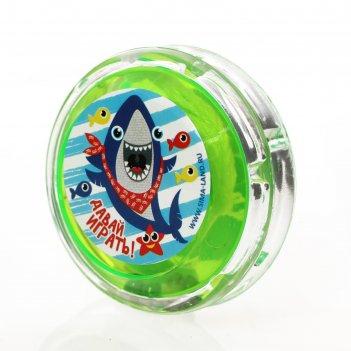 Йо-йо акула d=4,7см