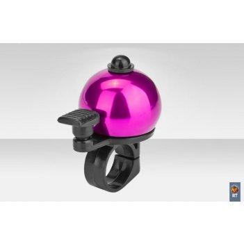 13а-04 звонок алюминий черно-фиолетовый