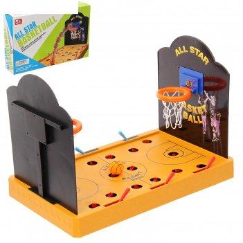 Настольная игра баскетбол, 2 игрока, подсчет очков