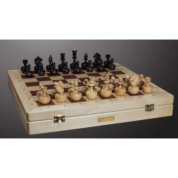 Шахматы дизайнерские от карпова береза