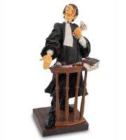 Fo-85501 статуэтка адвокат (the lawyer. forchino)