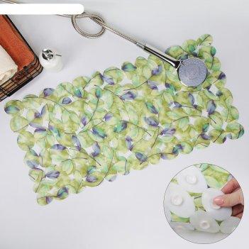 Коврик для ванны мелисса