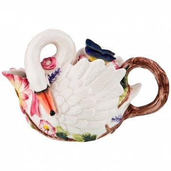 Чайник лебедь 900 мл 25=13=16 см