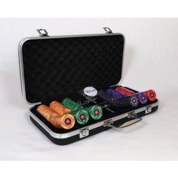 Набор для покера с керамическими фишками poker stars ept ceramic 300