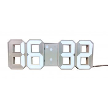 Часы st100d 3d led