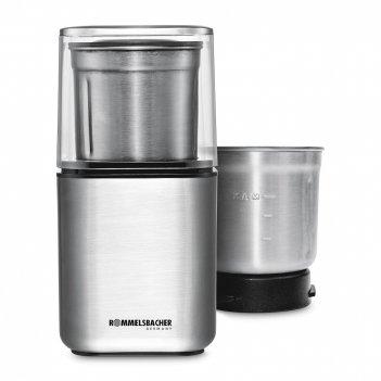 Кофемолка egk 200, материал: нержавеющая сталь, цвет: стальной, egk 200, r