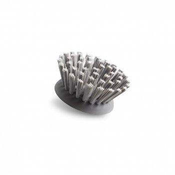 Насадка сменная twista, диаметр: 7,6 см, материал: пластик, цвет: серый, 1