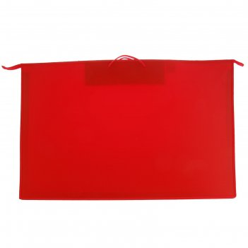 красные папки с ручками