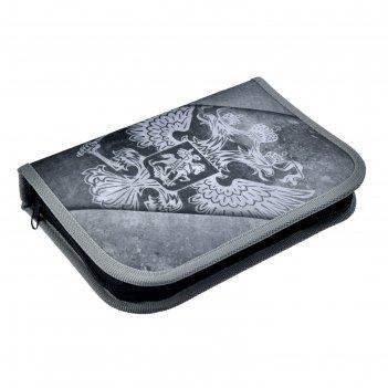Пенал 1 секция откидной карман и космет 140*210 ткань calligrata content г