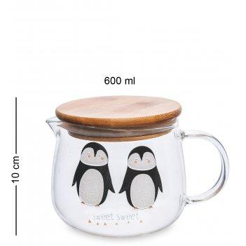 Gs-37/2 чайник заварочный зверюшки