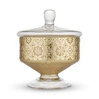 Ваза для конфет h 23, dia 18 см, с декором, серия arabesque, ivv, италия,